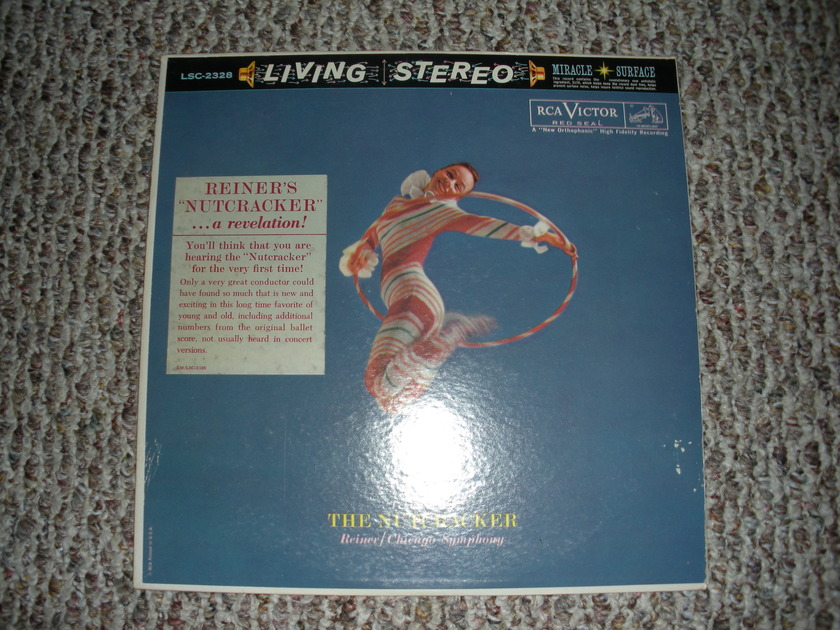 * NM RARE * LIVING STEREO SHADED DOG 1/S  - THE NUTCRACKER REINER RED SEAL LSC 2328