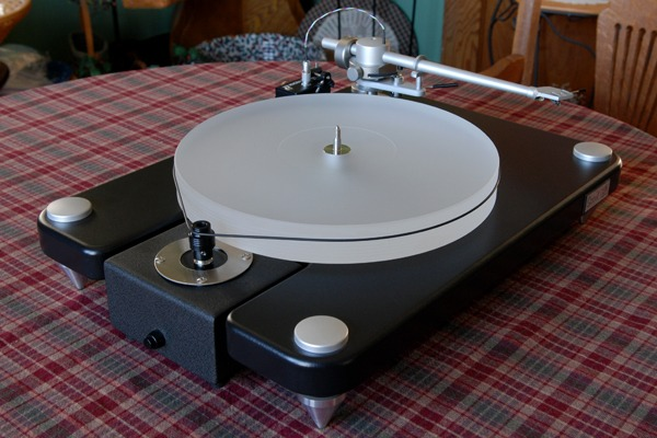 VPI Scout Turntable with JMW9 tonearm