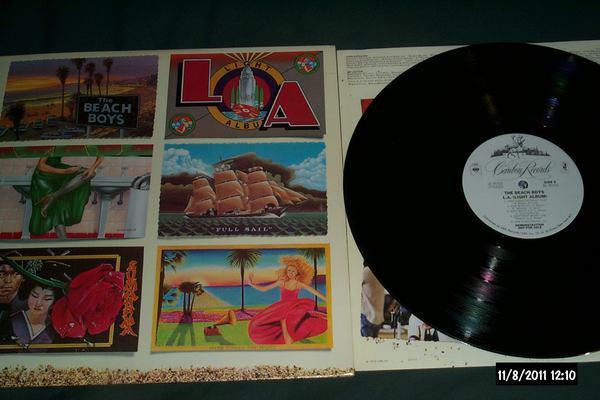 Beach boys - LA Light Album white label promo lp nm