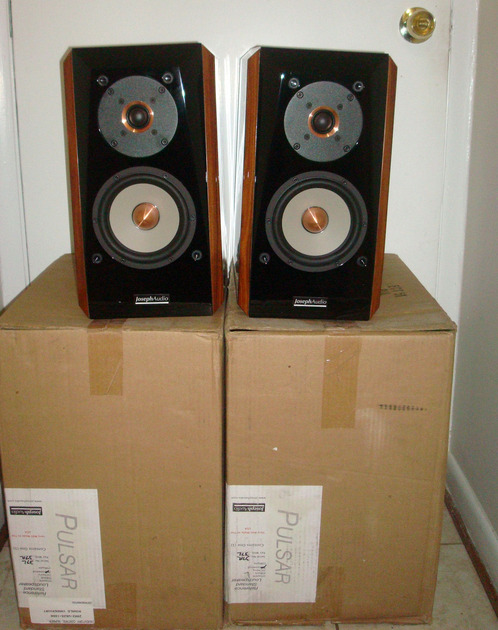 Joseph Audio Pulsar Mint Condition