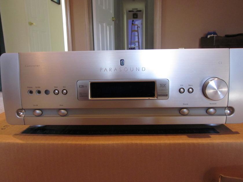 Parasound  C2 7.1 Surround Sound Processor