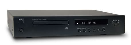 NAD C545BEE CD Player with Manufacturer's Warranty, Free Shipping