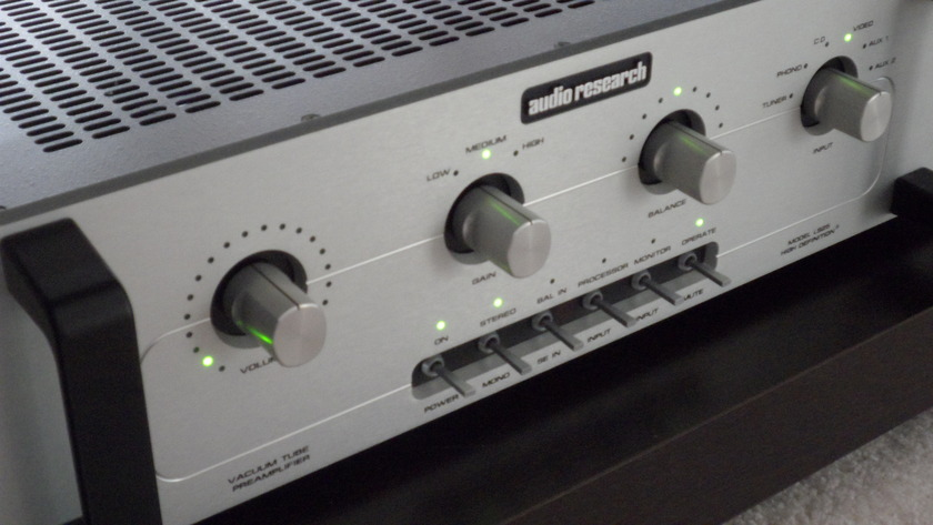 Audio Research LS25MKII Preamplifier