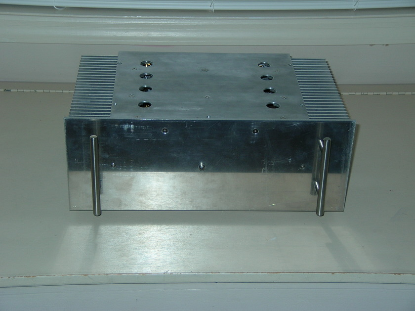 Rawson Alpha clone Stereo amplifier