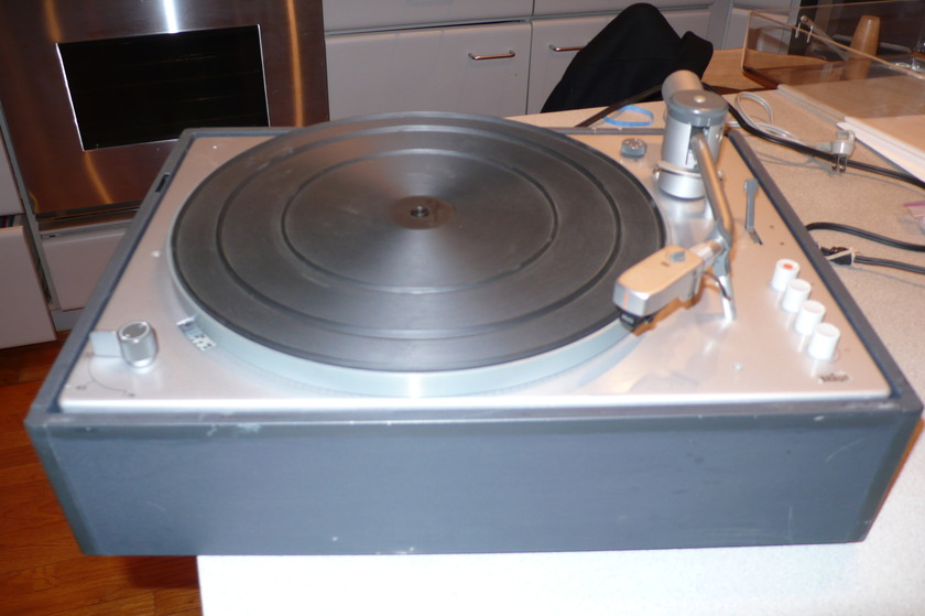 Braun's Best Turntable PS600 Dieter Rams Classic