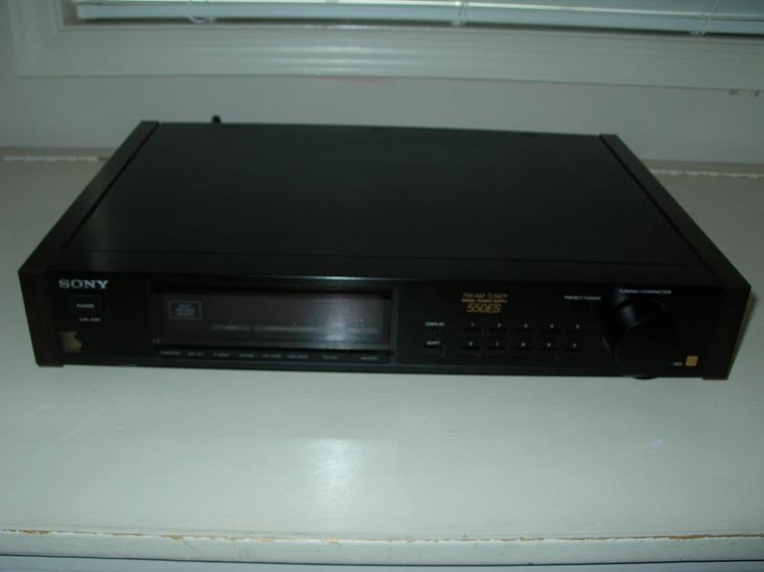 Sony 550Es Tuner