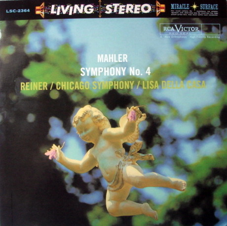★Audiophile 180g★ RCA-Classic Records /  - REINER, Mahler Symphony No.4, MINT(OOP)!