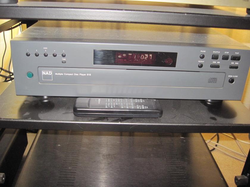 NAD 515 Carousel CD Player