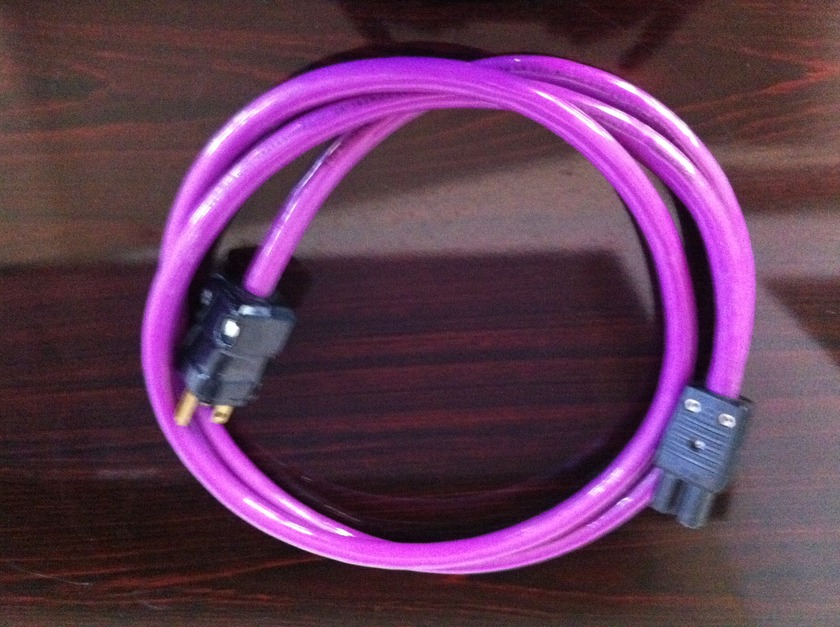 XLO Reference Type 10 Power Cord (2)