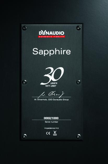 Dynaudio Sapphire - Exclusive Blue Edition 12 Months No Interest Financing - Make Offer!