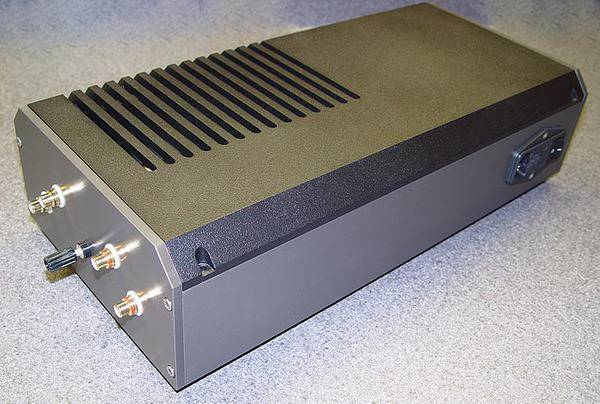 Analog Engineering Phono Tape Preamp tube stage