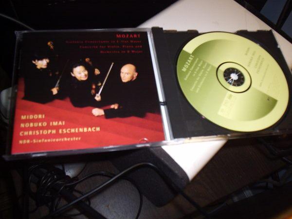 Mozart - Sinfonia Concerte in e flat major