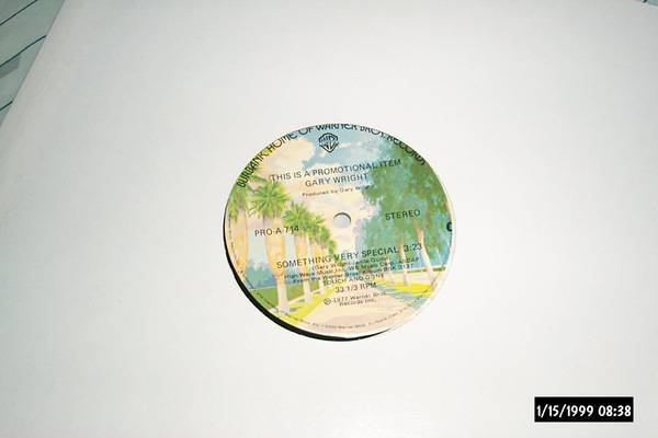 Gary wright - One Sided 12 Inch nm 1977