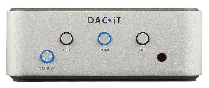 Peachtree Audio DAC iT D/A Converter USB, COAX, Optical MINT Condition