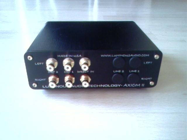 Luminous Audio  Axiom  Walker Mod