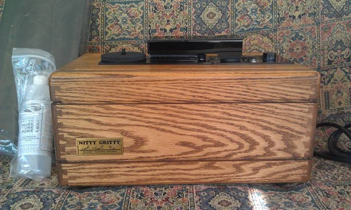 Nitty Gritty  PRO 2 Record Cleaner. Totally RESTORED