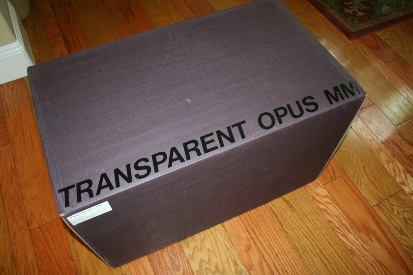 Transparent  OPUS MM -- 8ft GORGEOUS-- (see pics)