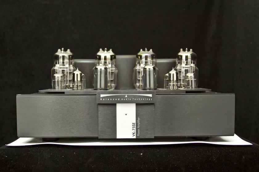 Balanced Audio Technology BAT VK-75SE Reference Tube Amplifier