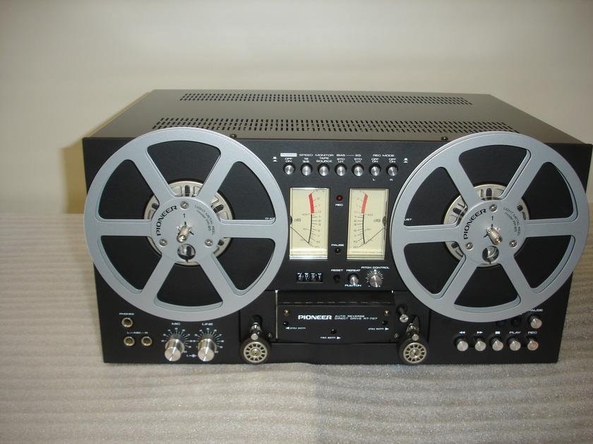 Pioneer  RT-707 Customized reel to reel
