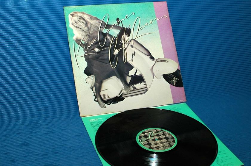 "KIM CARNES -  - ""Cafe Racers"" -  EMI 1983 1st pressing"