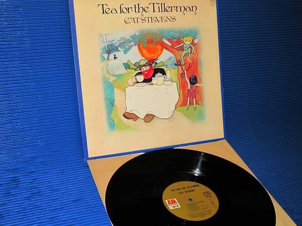 """CAT STEVENS -   - """"Tea For The Tillerman"""" - A&M 1970 1st pressing hot stamper"""