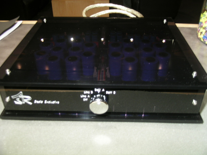 ASR  Basis Exclusive Battery powered Phono Preamp