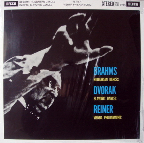 ★Audiophile 180g★ DECCA-Speakers Corner / REINER, - Brahms Hungarian Dances, MINT(OOP)!