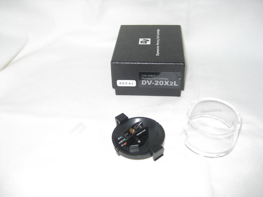 Dynavector DV-20X2L Low Output Moving Coil Cartridge