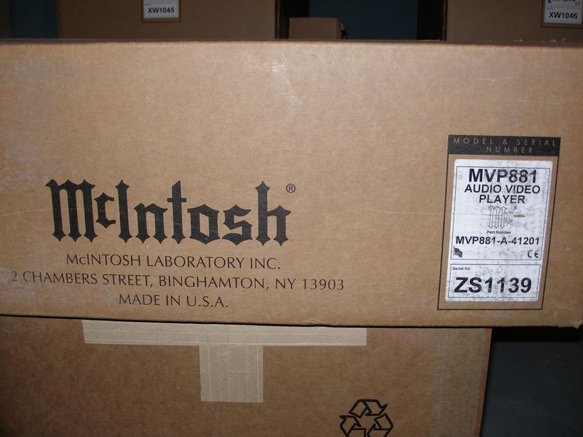 McIntosh MVP-881 Blu-ray