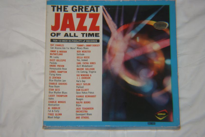The Great - Jazz of All Time SH-102