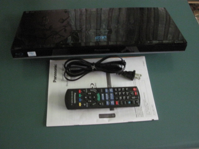 Panasonic DMP-BDT310 3D Blu-ray DVD player