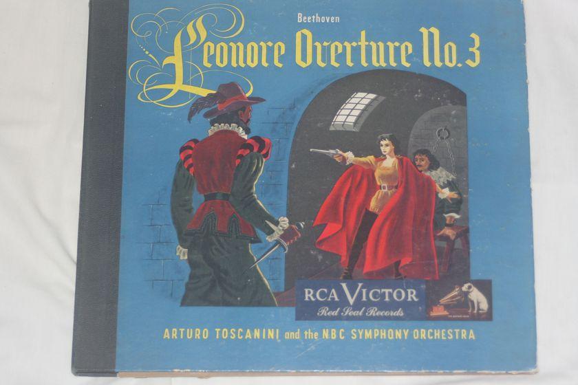 Arturo Toscanini - Beethoven Leonore Overture No. 3 RCA Victor