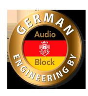 AUDIOBLOCK GERMANY P-100 PREAMPLIFIER AWARD WINNING