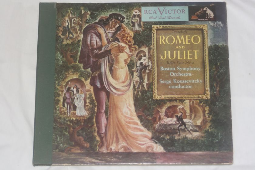 Boston Symphony Orchestra - Romeo and Juliet: Ballet, Suite No. 2 RCA Victor