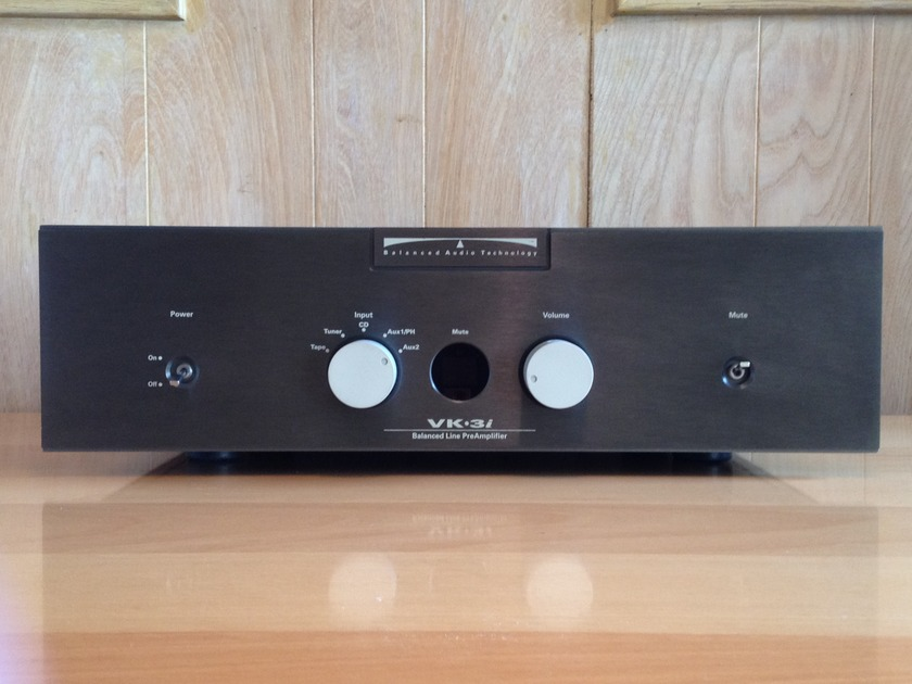 BAT VK-3i Balanced Audio Technology with free CONUS shipping