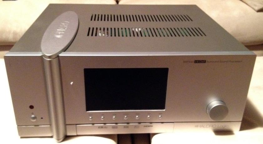 Halcro  SSP220 Original- Like New