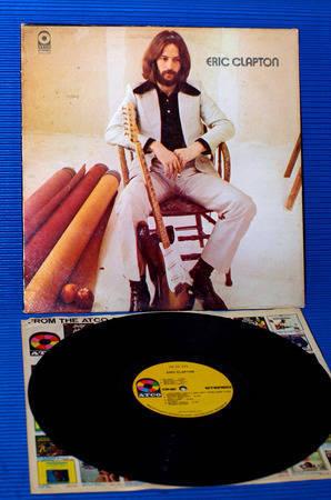 """ERIC CLAPTON - - """"Eric Clapton"""" - ATCO 1970"""