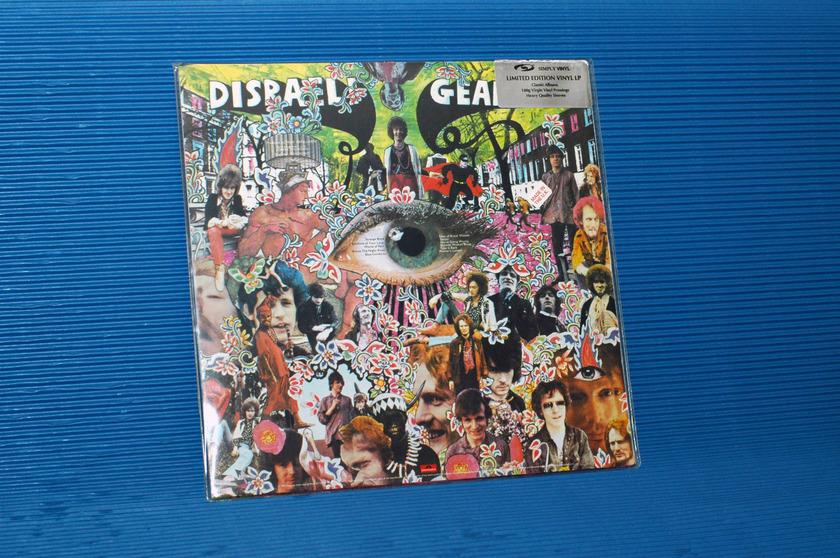 "CREAM -  - ""Disraeli Gears"" - Simply Vinyl 1999 Sealed"