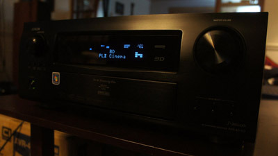 Denon avr-4311ci 9.2 channels receiver