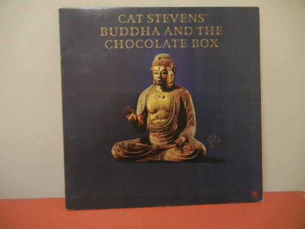 Cat Stevens: Buddah - & THE Chocolate box mint minus