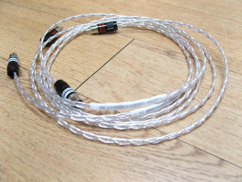 kimber kcag 1m RCA pair