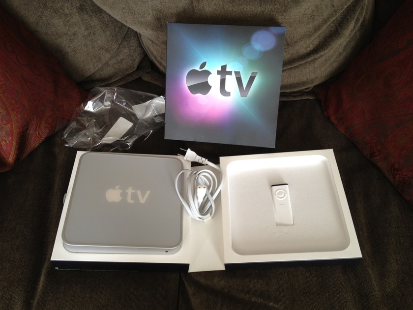 Apple TV Transport / Music Server 160GB Model - 2 Available