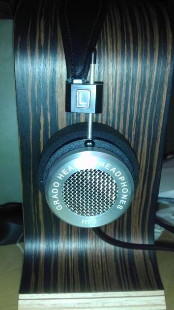 Grado HF-2  #505 A stock headphones