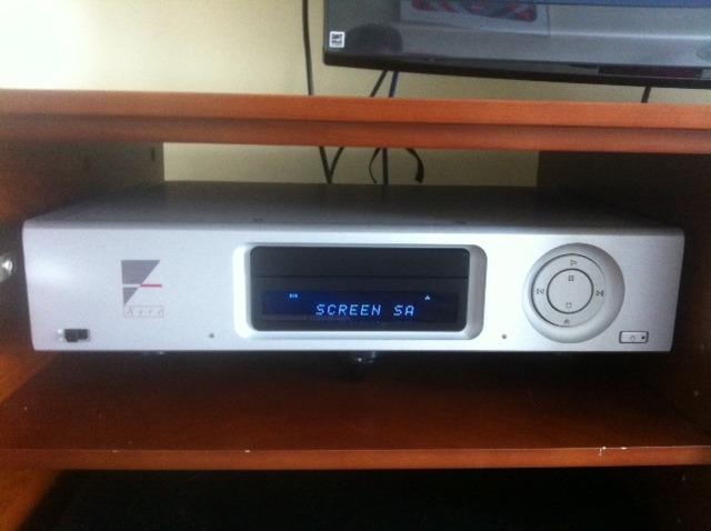 AYRE DX-5 Universal Player w/192/24 USB DAC