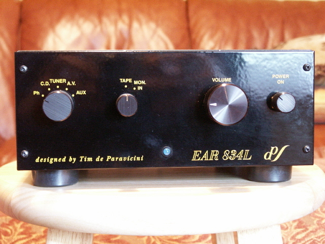 EAR 834 Line Stage with upgrades
