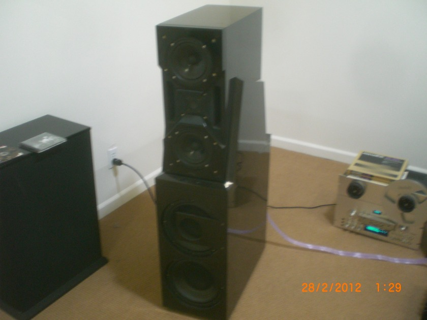 wilson audio & entec cub and lf-120