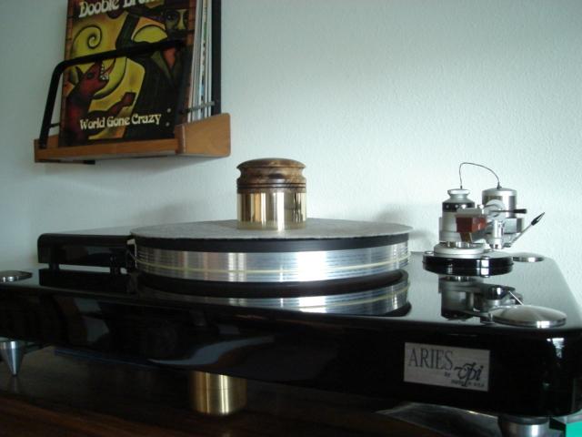 Wai Puna Sound 3 lb record weight Myrtleburl series