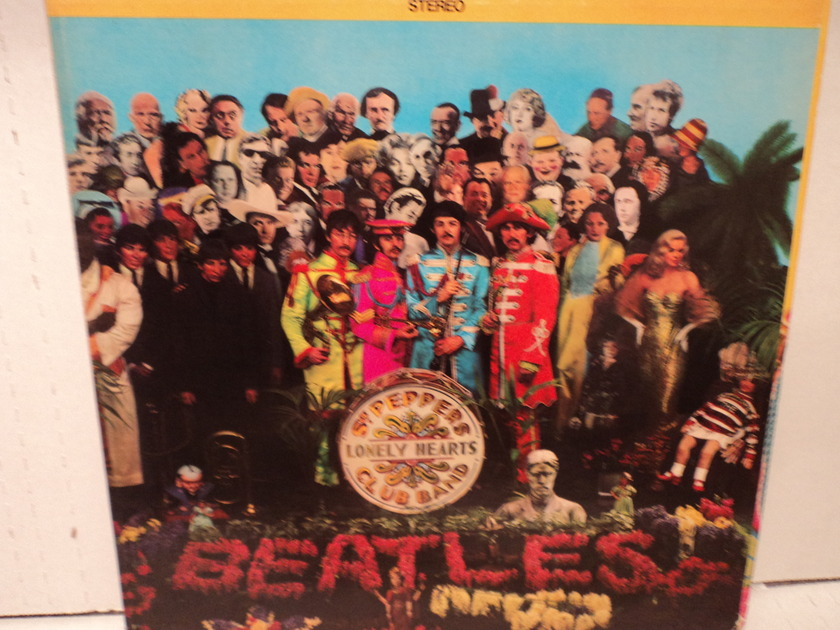 The Beatles - SGT. Peppers Lonely Hearts Club Band  Apple 2653 Gatefold