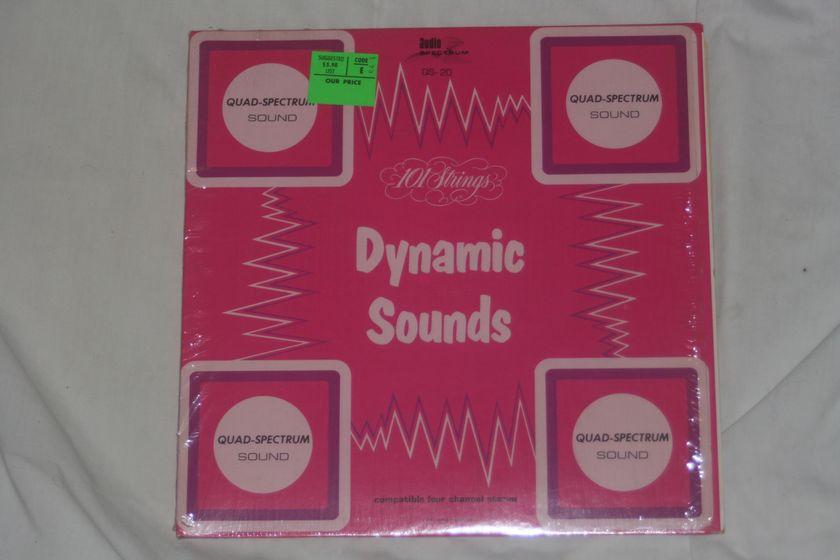 101 Strings - Dynamic Sounds Audio Spectrum QS-20