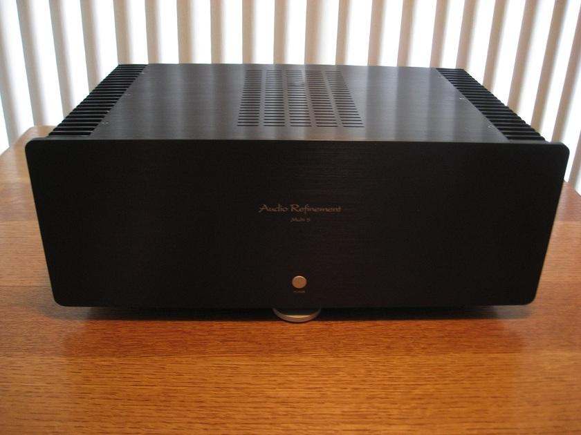 Audio Refinement Multi-5 Power Amplifier